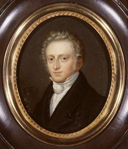 Portret van Sjuck van Welderen Rengers (1799-1870)
