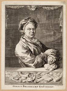 Portret van Gerrit Braamcamp (1699-1771)