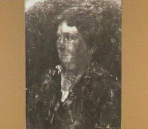Portret van Mevrouw C. Huinck-Kelfkens
