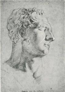Buste van een Hellenistische leider