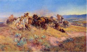 De bisonjacht, nr. 40