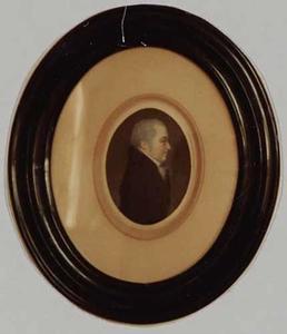 Portret van Eduard van Benthem van den Bergh (1767-1833)