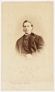 Portret van van een man uit familie Ligtenberg