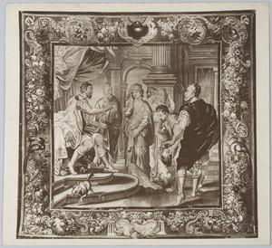 Marcus Aurelius berispt Faustina