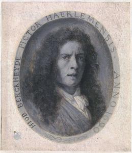 Portret van een man genaamd Job Adriaensz. Berckheyde (1630-1693)