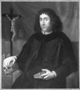 Portret van Everardus Stael (?-1704)