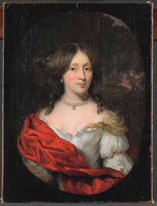 Portret van Balichje Hulft (1656-1714)