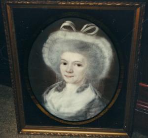 Portret van Debora Johanna Gobius (1746-1839)
