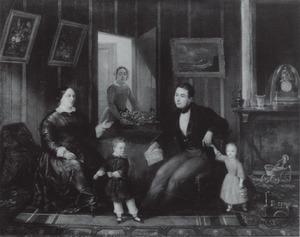 Portret van Buys