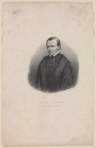 Portret van Joannes Philip Roothaan (1785-1853)