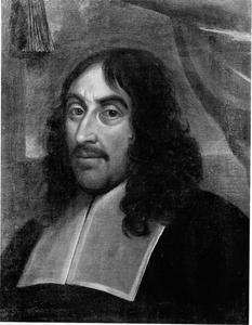 Portrait van burgemeester Fibus