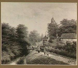 Pannenkoekendijkje of Katerdijk, Zwolle