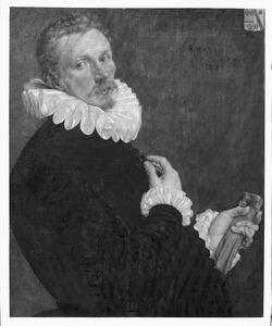 Portret van Jacob Egbertsz. van Rijn (?-1619)