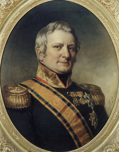 Portret van Hendrik Mercus de Kock (1779-1845)