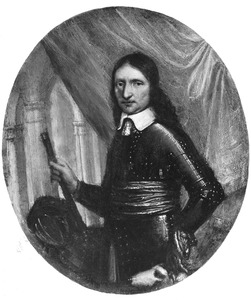 Portret van Wijnand Court van Ittersum ( -1676)