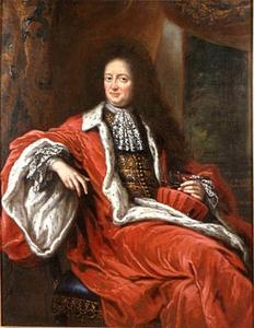 Portret van Fabian Wrede (1641-1712)