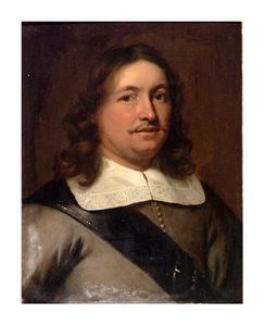 Portret van een man, waarschijnlijk één van de zoons van Joos van Trappen gez. Banckert (1599-1647)