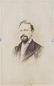 Portret van een man uit familie Panhuis