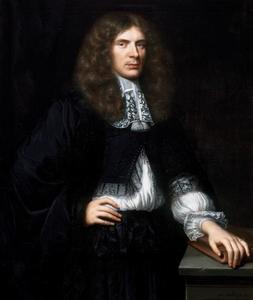 Portret van Pieter Blaeu (1637-1706)