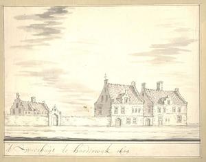 Harderwijk, het Weeshuis anno 1609