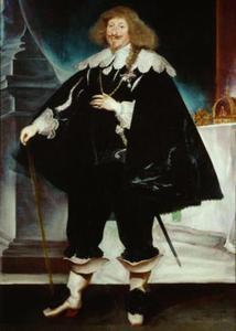 Portret van Wladislaus IV, koning van Polen (1595-1648)