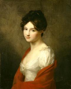 Portret van Elisabeth Kunze (1787-1867)