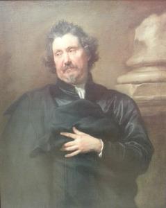 Portret van Karel de Mallery (1571-1635)