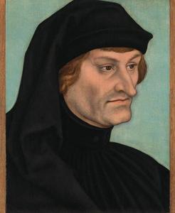 Portret van Rudolf Agricola (1444-1485)