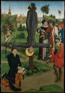 De kruisiging van de H. Petrus