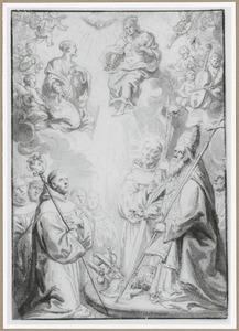 Maria als middelares tussen heiligen en Christus