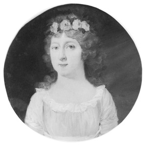 Portret van Anna Aleida Staring (1768-1810)