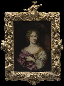 Portret van Ingena Rotterdam (....-1704)