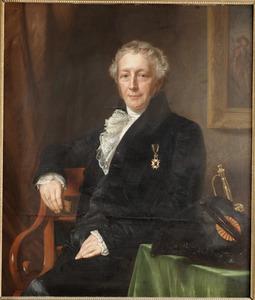 Portret van Pieter Verloren (1779-1860)