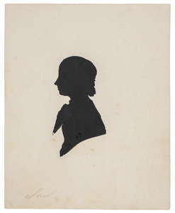Portret van een meisje, waarschijnlijk Sandrina Woltera van Meurs (1814-1875)