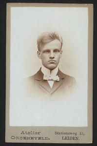 Portret van Johan van Bijlevelt