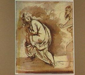 Suzanna door de ouderlingen belaagd (Daniël 13: 1-63)