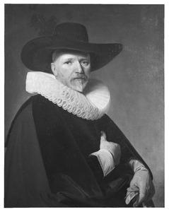 Portret van Willem Reyniersz. Buys