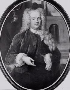 Portret van Ernst Loeben Sels (1709-1777)