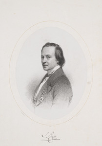 Portret van Louis Royer (1793-1868)