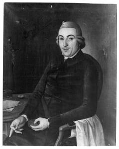Portret van Timotheus Ignatius van den Broek (1758-1800)