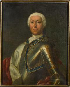 Portret van Diederik Johannes Ignatius Heereman van Zuydtwijck ( -1780)