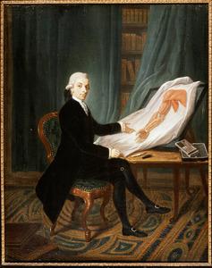 Portret van Jacobus Verbrugge (1754-1778)