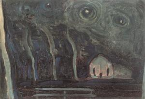 Night landscape I