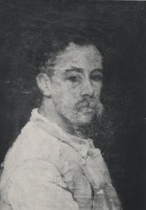 Portret van Menso Kamerlingh Onnes (1860-1925)