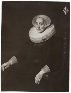 Portret van Agatha Breman