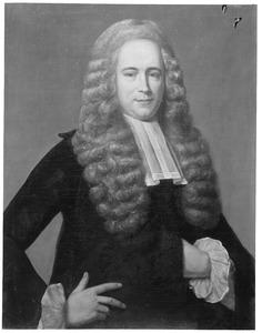 Portret van Jan Huydecoper (1693-1752)