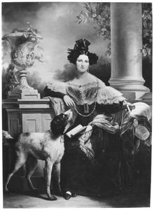 Portret van Alida Christina Assink (1810-1886)