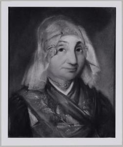 Portret van Saapke Goslings (1767-1833)