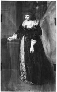 Portret van Anna van den Boetzelaer (1584-1650)
