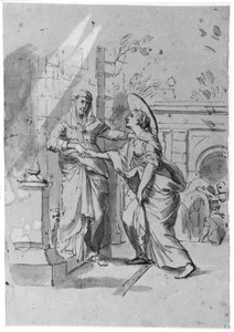 De visitatie (Lucas 1:36-56)